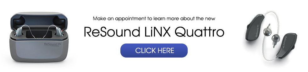 ReSound LiNX Quattro - Burlington and Mebane, NC